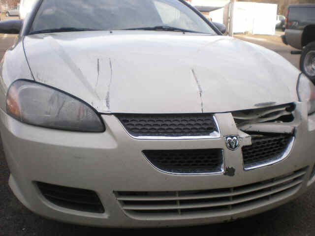 Photo of Damage Before Collision Repair at SJ Denham in Redding, CA